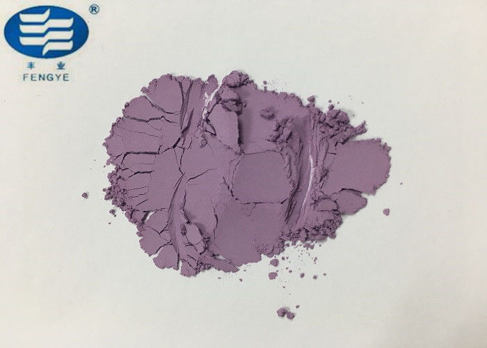 Wall Tile Lilac Color Pigment Powder With Fire Temperature 1000 - 1280 ℃