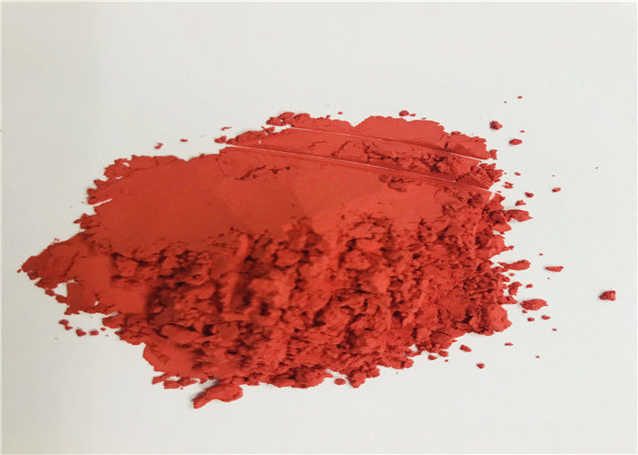 Porcelain Red Inclusion Pigments By322 Coloured For Ceramic Tableware